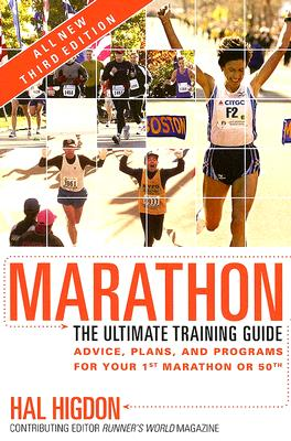 Image for Marathon: The Ultimate Training Guide
