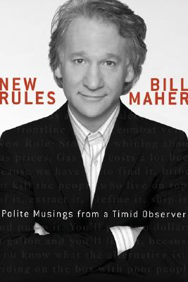 Image for New Rules : Polite Musings Of A Timid Observer