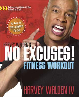 Image for Harvey Walden's No Excuses! Fitness Workout