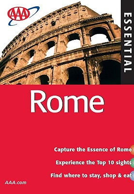 AAA Essential Rome (AAA Essential Guides: Rome), Jane Shaw