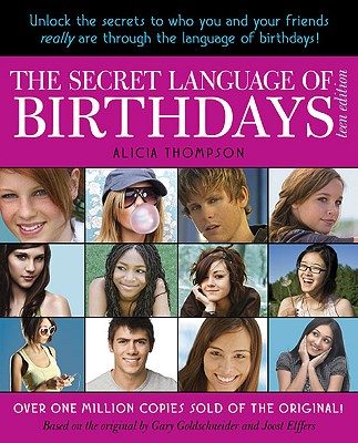 Image for The Secret Language of Birthdays: Teen Edition