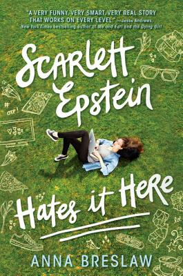 Image for Scarlett Epstein Hates It Here