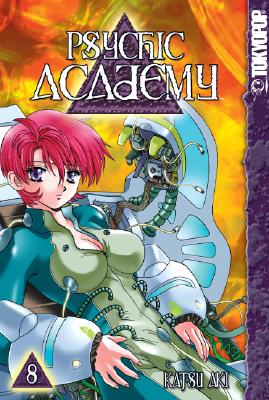 Image for Psychic Academy, Vol. 8