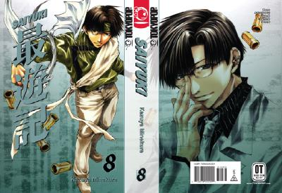 Image for Saiyuki, Vol. 8