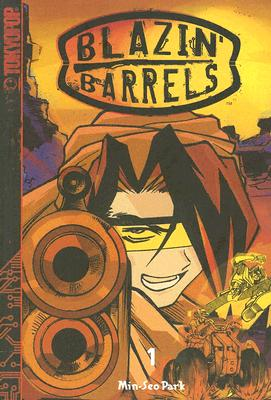 Image for Blazin' Barrels Volume 1 (Blazin' Barrels (Graphic Novels)) (v. 1)