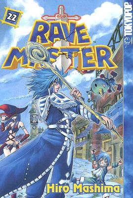 Image for Rave Master, Vol. 22