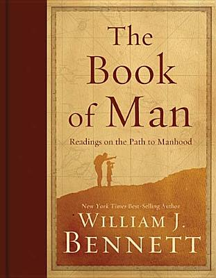 Image for Book of Man: Readings on the Path to Manhood