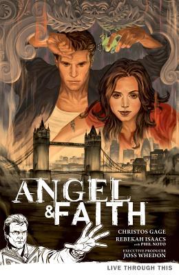 Image for Angel & Faith: Season 9, Vol. 1