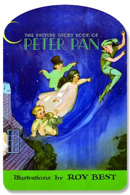 Image for Peter Pan Picture Book: Shape Book