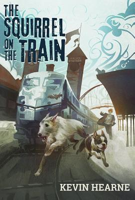 Image for SQUIRREL ON A TRAIN (signed/limited ed.)