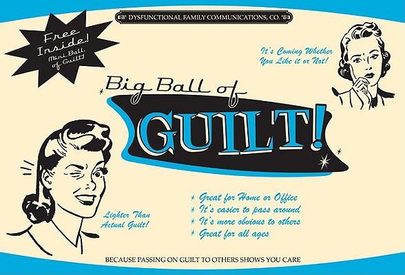 The Big Ball of Guilt, Miriam Zellnik