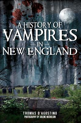Image for A History of Vampires in New England