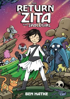 Image for Return of Zita the Spacegirl (Zita the Spacegirl Series)