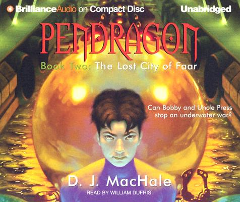 Image for The Lost City of Faar (Pendragon Series)