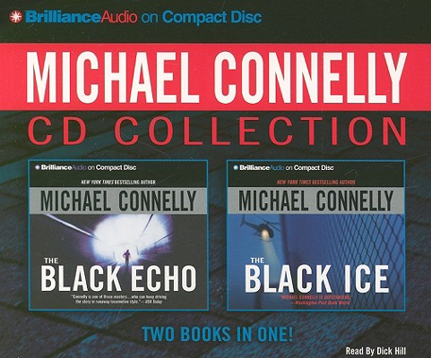 Image for Michael Connelly CD Collection 1: The Black Echo, The Black Ice (Harry Bosch Series)