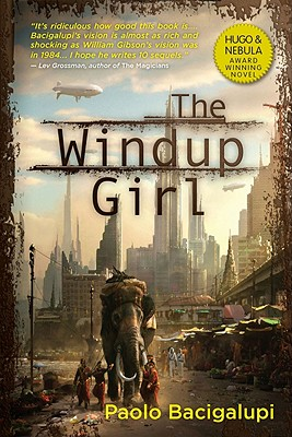 Image for THE WINDUP GIRL (signed)