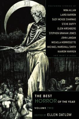 The Best Horror of the Year Volume 2, Ellen Datlow