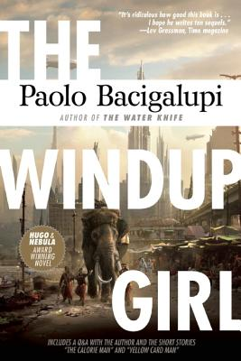 Image for The Windup Girl