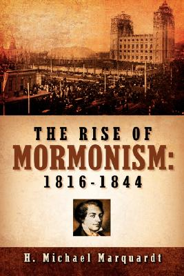 Image for The Rise of Mormonism: 1816-1844