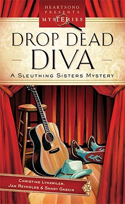 Image for Drop Dead Diva (Sleuthing Sisters Mystery Series 2) (Heartsong Presents Mysteries 22)