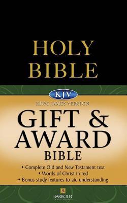 Image for KJV Gift & Award Bible - Black (King James Bible)