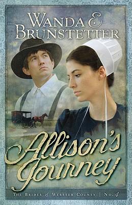 Allison's Journey, Brunstetter, Wanda E.
