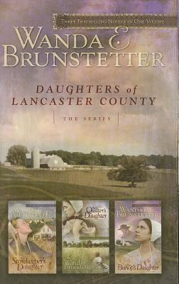 Image for Daughters of Lancaster County 1-3