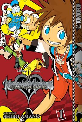 Image for Kingdom Hearts: Chain of Memories #1