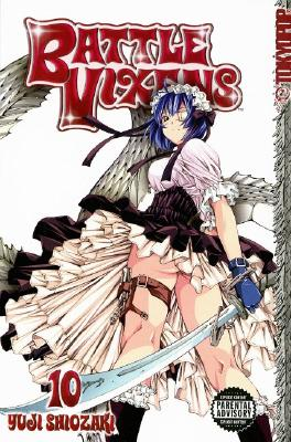 Image for BATTLE VIXENS 10