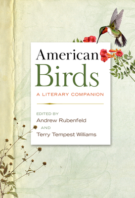 Image for AMERICAN BIRDS: A LITERARY COMPANION
