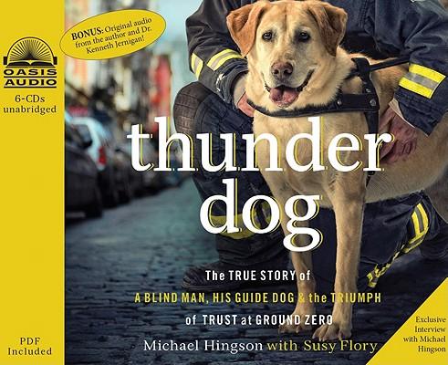 Image for Thunder Dog Unabridged Audiobook on CD