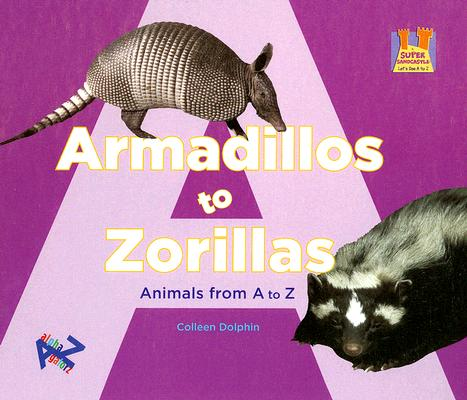 Armadillos to Zorillas: Animals from A to Z (Super Sandcastle: Let's See A to Z), Dolphin, Colleen
