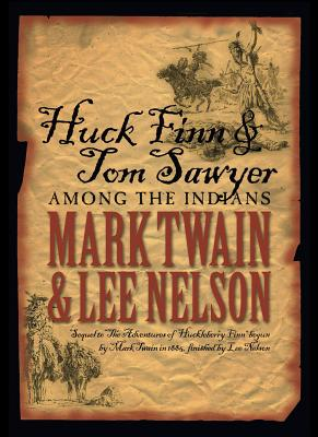Image for Huck and Tom Among the Indians