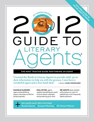Image for 2012 Guide to Literary Agents