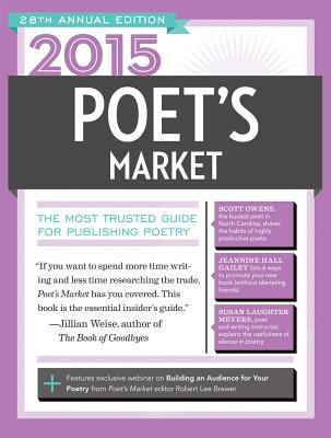 Image for 2015 Poet's Market: The Most Trusted Guide for Publishing Poetry