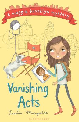 Vanishing Acts (A Maggie Brooklyn Mystery), Margolis, Leslie