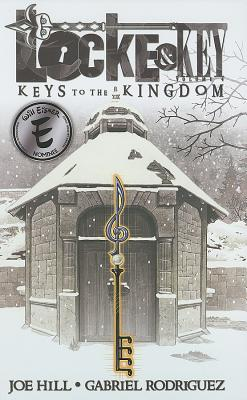 Image for Locke & Key: Keys to the Kingdom Volume 4