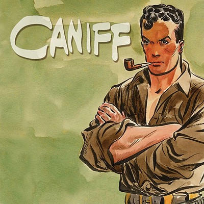 Image for Caniff HC