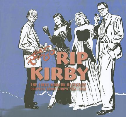 Image for Rip Kirby, Vol. 4: 1954-1956