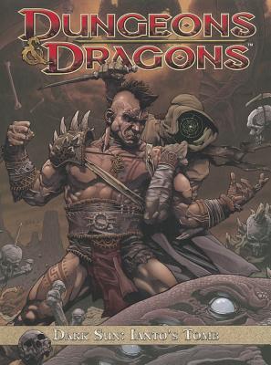 Dungeons & Dragons: Dark Sun - Ianto's Tomb, Irvine, Alex