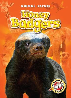 Honey Badgers (Blastoff Readers. Level 1) (Animal Safari: Blastoff! Readers, Level 1), Gates, Margo