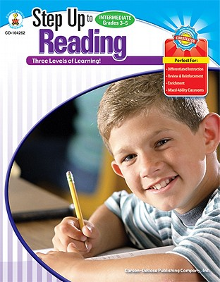 Image for Step Up to Reading, Grades 3 - 5 (Step Up Series)
