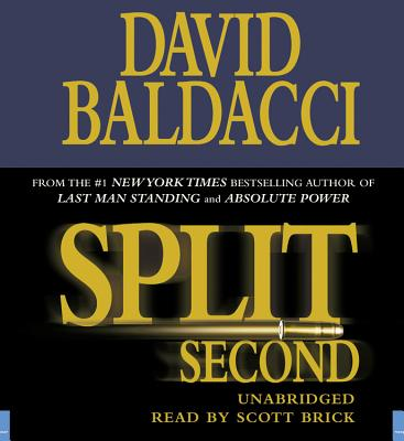 Image for Split Second (King & Maxwell Series)
