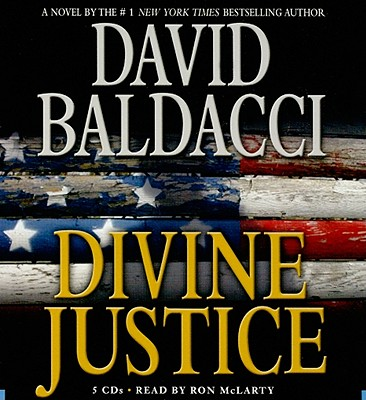 Image for Divine Justice (Camel Club Series)