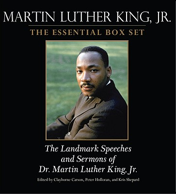 Martin Luther King: The Essential Box Set: The Landmark Speeches and Sermons of Martin Luther King, Jr., Carson, Clayborne; Shepard, Kris; Holloran, Peter