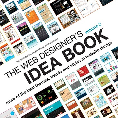 Image for Web Designer's Idea Book, Vol. 2: More of the Best Themes, Trends and Styles in Website Design