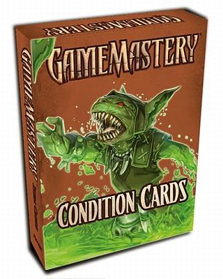 GameMastery Condition Cards, Bulmahn, Jason