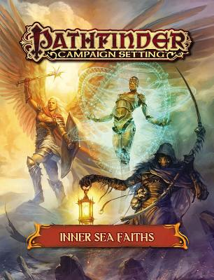 Image for Pathfinder Campaign Setting: Inner Sea Faiths
