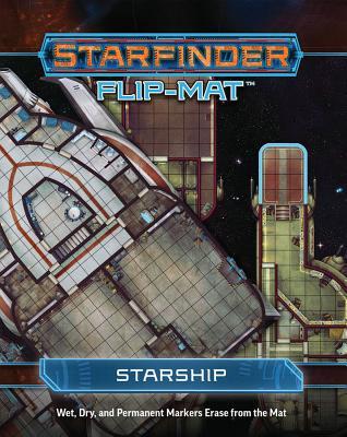 Image for Starfinder Flip-Mat: Starship