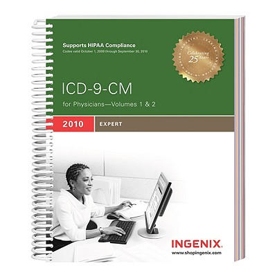 Image for ICD-9-CM Expert for Physicians, Volumes 1 & 2-2010 Edition (ICD-9-CM Expert for Physicians, Vol. 1 & 2)